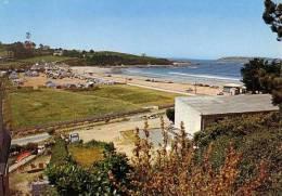 Trévou Tréguignec - Trestel - Camping Des Anciennes Dunes Vue Sur L´ïle Tomé - 1971 - Frankrijk