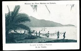 WS SAMOA TUTUILA / La Pêche Au Lauloa à Pagopago / - Samoa