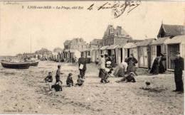 LION SUR MER - La Plage, Coté Est     (55672) - France