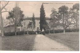 81 TARN PARISOT Parc Et Château D'Euroupie  720 - Lisle Sur Tarn