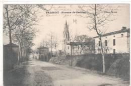 81 TARN PARISOT Avenue De Gaillac  722 - Lisle Sur Tarn