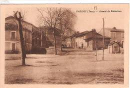 81 TARN PARISOT Avenue De Rabastens  725 - Lisle Sur Tarn