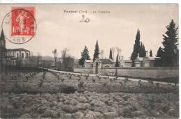 81 TARN PARISOT Le Cimetière  726 - Lisle Sur Tarn