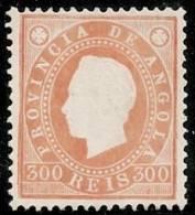 PORTUGAL/ANGOLA 1885 - Yvert #23 - Mint No Gum (*) - Angola
