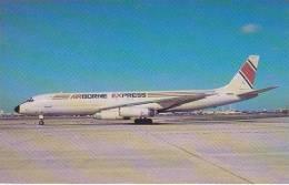 AIRBORNE EXPRESS McDONNELL DOUGLAS DC-8-62 - 1946-....: Moderne