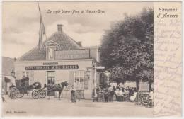 17902g RESTAURANT - CAFE VERA-PAZ - M. De Backer Vieux-Dieu - 1903 - Mortsel