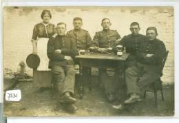 MILITIE * ANSICHTKAART * CPA (7531) Gelopen In 1916 Van EINDHOVEN NAAR GORINCHEM - Niederlande