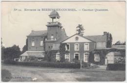 17968g CHATEAU QUANONNE - Beeringen - Coursel - 1909 - Beringen