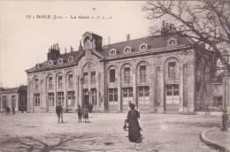 CPA-39-JURA- DOLE - La Gare - Dole