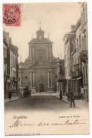 24260  -   Bruxelles  église De La Trinité   Série 1  N°  342 - Brussels (City)