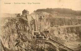 Avr13 1299 : Lessines  -  Carrières Unies  -  Siège Tacquenier - Lessines