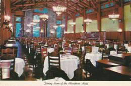 Dining Room Ahwahnee Hotel Yosemite National Park California - Restaurants