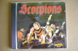 PBR/61 CD Orig.: Il Grande Rock  - SCORPIONS - Rock