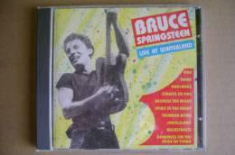 PBR/66 CD Orig.: Bruce Springsteen LIVE AT WINTERLAND 1990 - Rock
