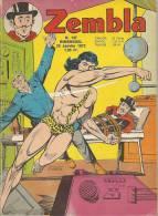 Zembla N° 147 - Editions LUG à Lyon - Janvier 1972 - Avec Aussi Rip Mac Queen Et Dick Demon - BE - Zembla