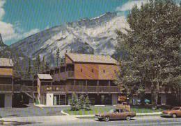 Charlton's Cedar Court Banff Alberta Canada
