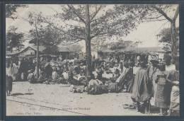 - CPA SENEGAL - Meckhé, Le Marché - Ed. FORTIER - Senegal