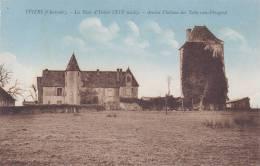 16 - YVIERS (Charente) - La Tour D'Yviers ( XVI° Siècle). Ancien Château Des Talleyran-Périgord. - Altri Comuni