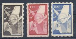 130403448  FORMOSA   YVERT  Nº  276/8 - 1945-... República De China