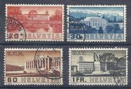 130403450  SUIZA  YVERT  Nº  307/10 - Switzerland