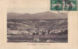 13 / TOP BANLIEUE MARSEILLE / LES CAILLOLS / FOURS A CHAUX / CARTE GAUFFREE / RARE ++ - Les Caillols, La Valentine