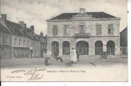 VIBRAYE - Place De L'Hôtel De Ville - Vibraye