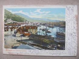 AK BERGEN 1904 // D*7786 - Norwegen