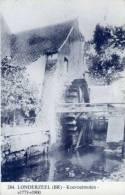 LONDERZEEL (Vl.-Brab.) - Molen/moulin - Blauwe Prentkaart Ons Molenheem V.d. Koevoetmolen Naar Oude Foto (vóór 1900) - Londerzeel