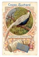 Chromo SUCHARD, N° 84 / 3, Serie Avec Poule, Faisan, Coq, Pigeon... - Suchard