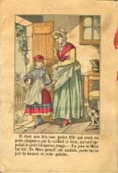CONTE - LE PETIT CHAPERON ROUGE - Livres, BD, Revues
