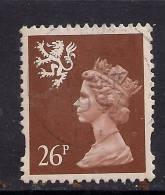 SCOTLAND GB 1996 26p Red Brown Machin STAMP SG S85. ( C49 ) - Regional Issues