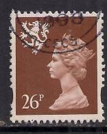 SCOTLAND GB 1996 26p Red Brown Machin STAMP SG S85. ( C579 ) - Regional Issues