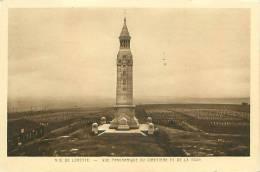 62 - N.D. De LORETTE - Vue Panoramique Du Cimetière Et De La Tour - Francia