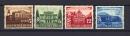 Allemagne  -  Reich  :  Mi  764-67  ** - Deutschland