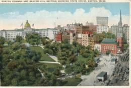 (999) Very Old Postcard - Carte Ancienne - USA - Boston - Boston