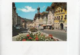 BT10966 Bad Tolz Oberbayern Martstrasse    2 Scans - Bad Toelz