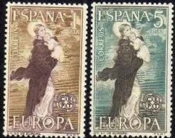España 1963. Europa CEPT. MNH. **. - 1961-70 Ungebraucht