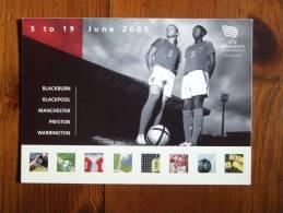 Women's Football Championship Carte Postale - Soccer