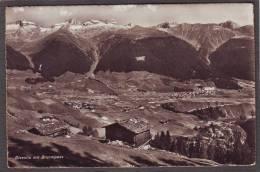 Alte AK DISENTIS Hütte   Kleinformat - VS Valais