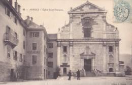 62 ANNECY EGLISE SAINT FRANCOIS - Annecy