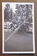 Altes Foto Oldtimer Motorad - Motorräder