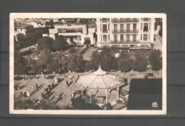 Tarjeta Postal De Argelia Circulada Mascara. - Argelia