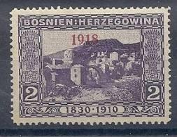 130403375   BOSNIA  HERZEGOVINA  YVERT   Nº  141  *  MH - Bosnia Herzegovina