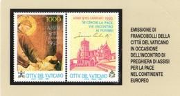 NUOVA-(Mint)-1- VATICANO- GOVERNATORATO CITTA' DEL VATICANO - Vatican