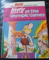 Asterix At The Olympic Games Edition 1984 Etat NEUF GOSCINNY UDERZO - Vertaalde Stripverhalen