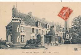 METTRAY - Chateau Des Brosses - Mettray