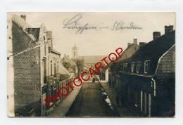 LEDEGEM-CARTE PHOTO Allemande-Guerre 14-18-1WK-BELGIQUE-BELGIEN-Flandern- - Ledegem