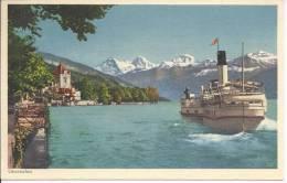 7118 - Oberhofen Le Vapeur - BE Berne