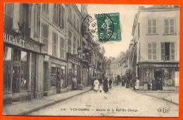 VENDOME -  Entrée De La Rue Du Change ( Pli Central Vertical Peu Marqué )  ( L65 ) - Vendome