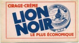Buvard Cirage-creme Lion Noir Le Plus Economique - Non Classés